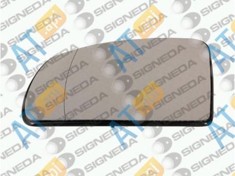 Стекло бокового зеркала (левое) SOPM1011CL
