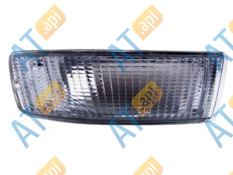 Указатель поворота в бампер (правый) ZAD1625(K)CR