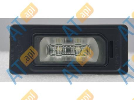 Подсветка номера ZAD1707
