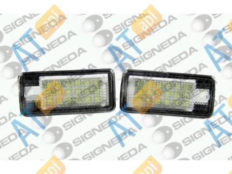 Подсветка номера led (комплект) ZADEP04