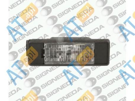 Подсветка номера ZBZ1701