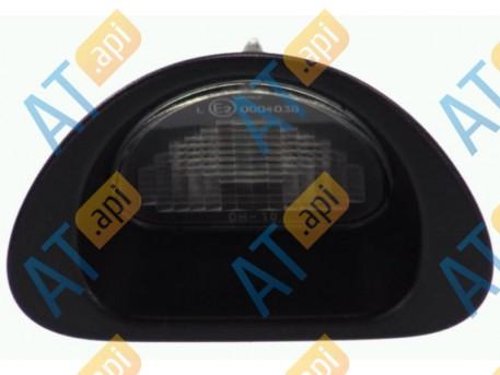 Подсветка номера ZPG1701