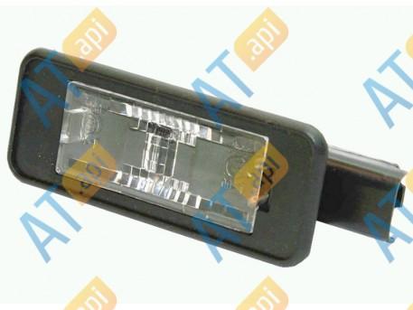Подсветка номера ZPG1702