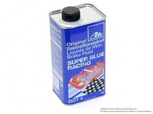 ATE 03.9901-6302.2 SUPER BLUE RACING DOT4 1L